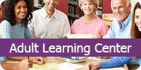 LearningExpress Library Adult Learning Center logo