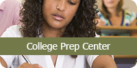 LearningExpress Library College Preparation Center logo