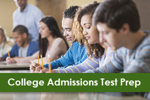 LearningExpress Library College Admissions Test Prep logo