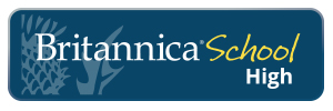 Image result for britannica high school logo