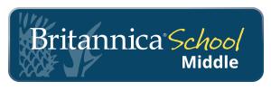 Britannica School - Middle logo