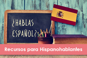 LearningExpress Library Recursos para Hispanohablantes logo