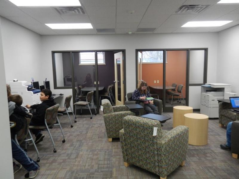 SW Brown County Public Library Study Rooms