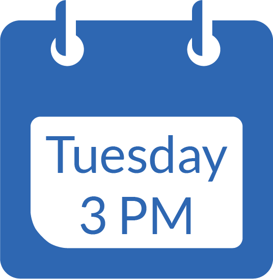 Last Tuesday of the Month