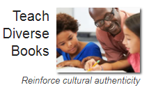 teach diverse books icon