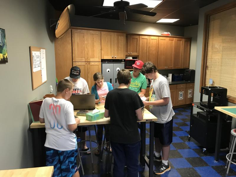 Waupaca Teen Programming
