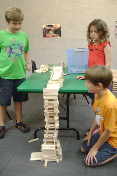 Waupaca Children's Programming