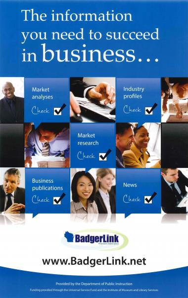 Request Bookmarks And Posters Badgerlink