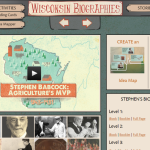 Stephen Babcock Wisconsin Biographies