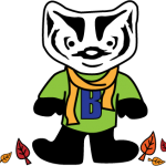 Happy Fall Badger