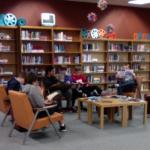 Shattuck Middle School Reading Area