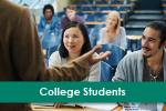 LearningExpress Library College Students logo