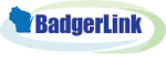 BadgerLink logo