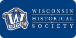 Wisconsin Historical Society blue logo