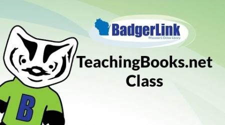 TeachingBooks.net Class