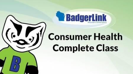 Consumer Health Complete Class