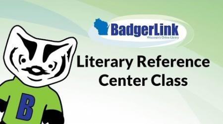 Literary Reference Center Class