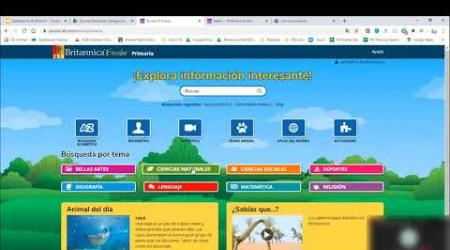 Britannica's Spanish Resources